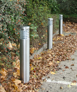 Stainless Steel Illuminated bollard