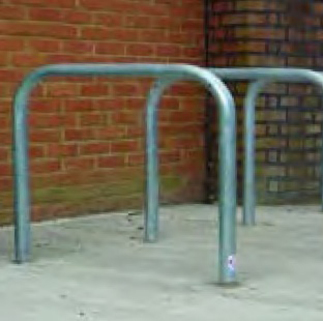 Sheffield Cycle Stand - Junior - Galvanised