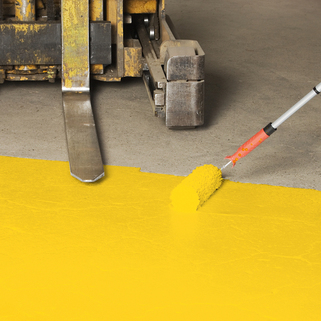 Paint - Anti-slip Floor Coating, Suitable for heavily trafficked, indoor areas