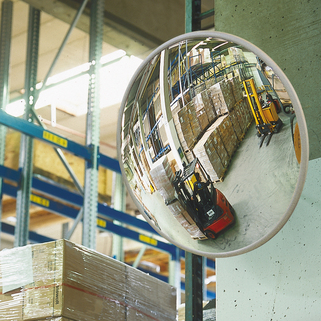 Observation Mirror, Wide-angle, suitable for external/internal use, outstanding vision.