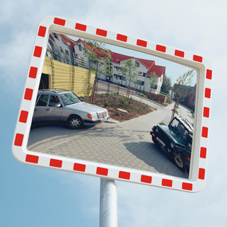 Road Mirror (Acrylic)-View-Minder  - Best Price and Quality