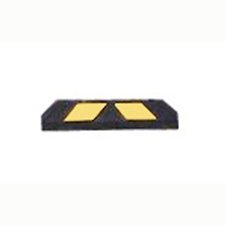 Wheel Stops (Home) Ideal for drives, garages. Hi Viz