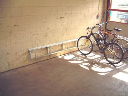 Wall Mounted Cycle Rack