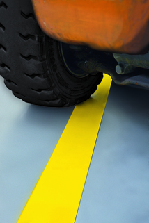 Marking Tape Heavy Duty– for forklift truck areas