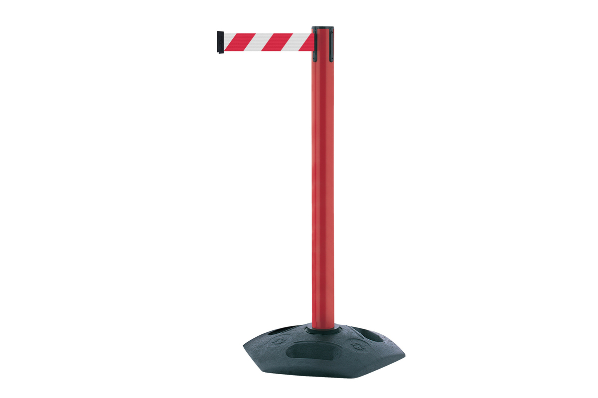 886 21 std d3 heavy duty post red red chevron