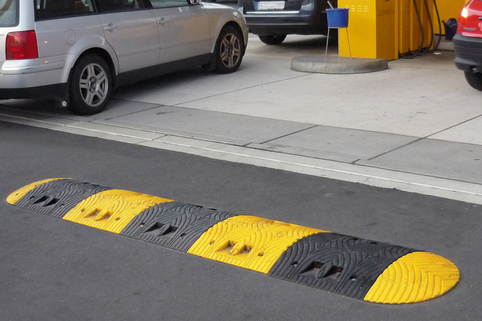 Speed Ramps (5mph-10mph-15mph) - Eco