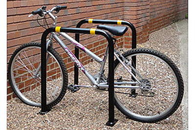 Sheffield Cycle Stand - Hi Vis Recommended by National Cycling Association