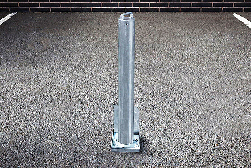 Heavy duty telescopic parking posts 6 2 2