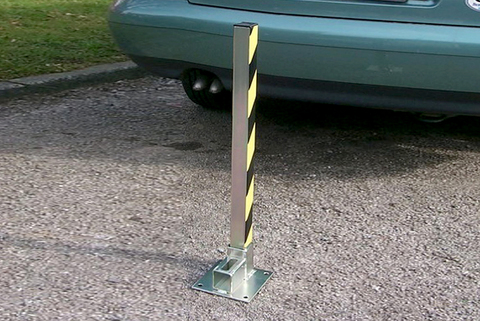 Parking Post Compact & Removable- One of the best value parking posts