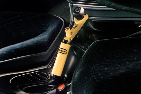 Handbrake to Gear Stick Lock - Fits manual and automatic cars