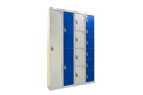 Lockers for workplaces/changing rooms. High quality at great prices. Super fast delivery