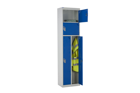 Locker 6ft tall for Two people-Designed for two people