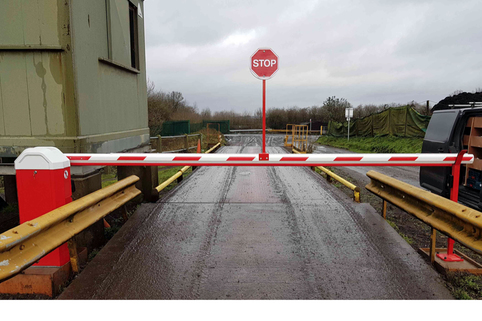 Automatic Rising Arm Barrier - Lux - NEW STYLE