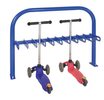 Scooter Racks - Perfect for any primary school or nursery